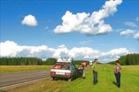 Фото 12. По просторам Сибирской равнины