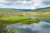 Фото 21. Река Лена вблизи г. Усть-Кут