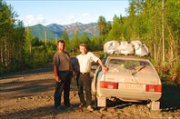 Фото 32. Вперед к Байкальскому хребту
