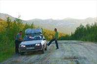 Фото 34. Перевал Дабан взят