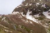 вид на Чучхурский перевал