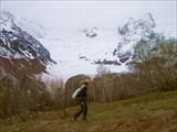 марш-бросок по Алибекской долине