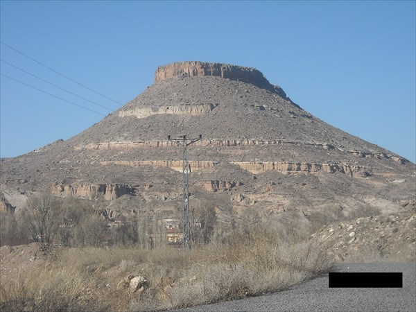 1. Гора около Собессоса