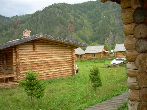 11. База отдыха в Кубайке.