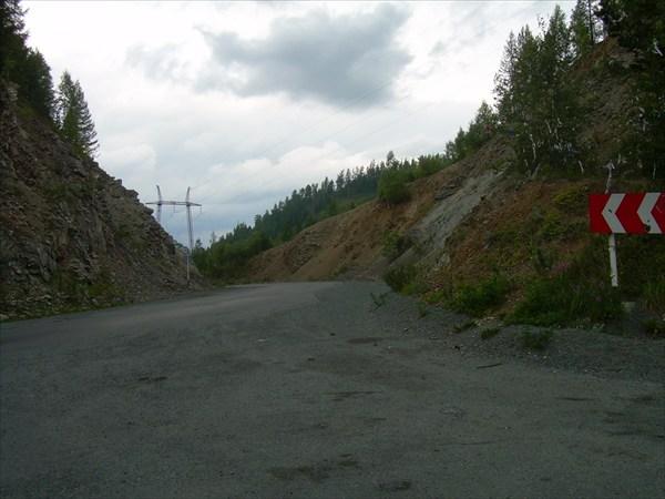 20. Перевал Канжульский.