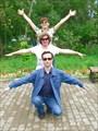 Игорь, Оля и Ирина