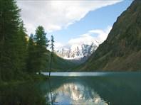 Шавлинские озера. Горный Алтай.