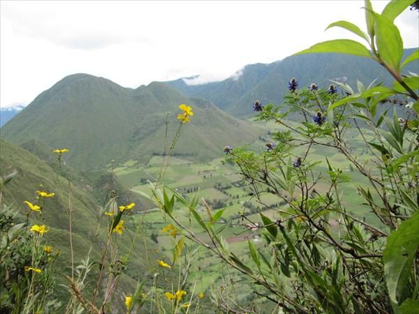 вид на вулкан Пулулауая