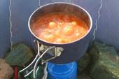 Народный норвежский томатный суп из пачки