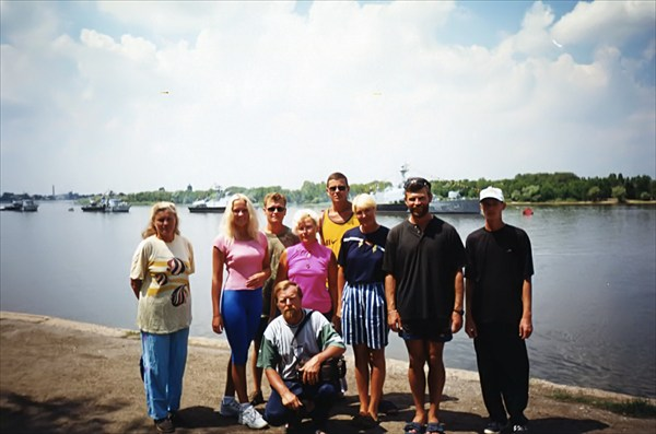 Команда 1999 в Астрахани