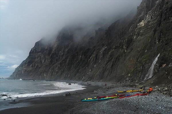 На туманном берегу