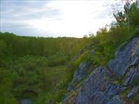 К Барсуковской пещере