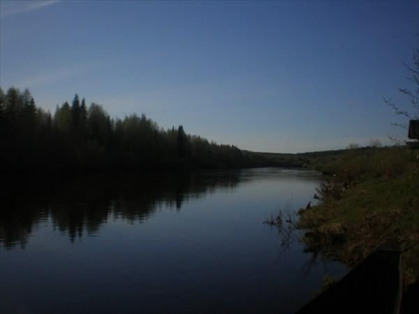 река Ухта