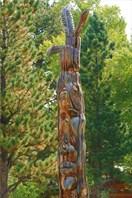 Память о коренных жителях континента