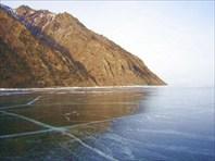 Под берег острова Ольхон выхожу возле мыса Ухан