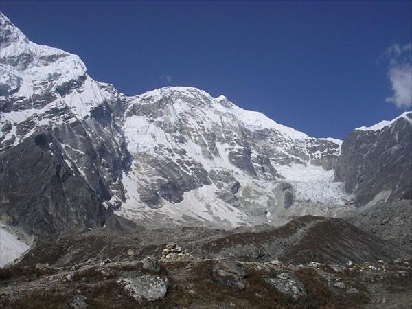 подход под перевал Таши Лапча