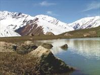 Высокогорный поселок Куруш