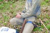 Сапёрка - орудие настоящих спелеологов
