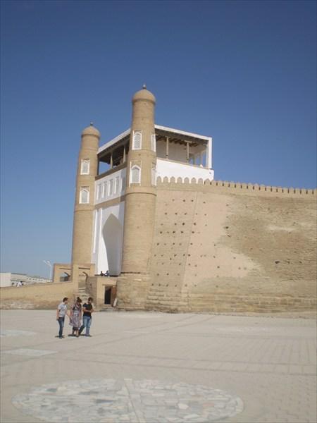 Цитадель Арк (город в городе)