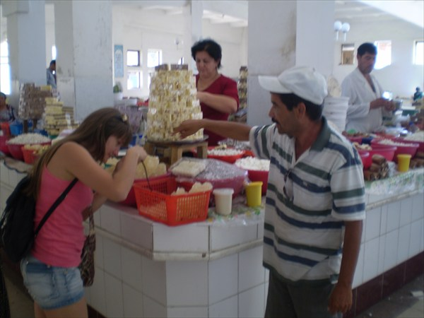 Бухарские сладости