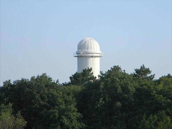 Обсерватория в Научном