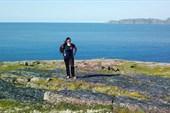 На берегу Баренцева моря