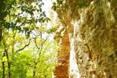 Хребет Азиш Тау, путь к пещере Сквозная