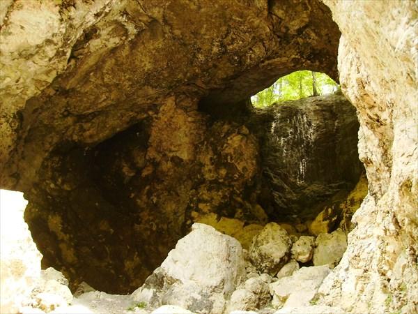 Пещера Кошачий глаз (Сквозная)