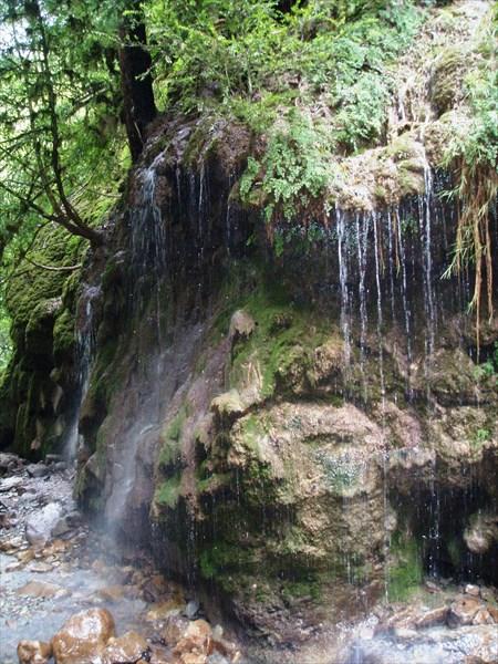 Плачущие водопады, Солох-Аул