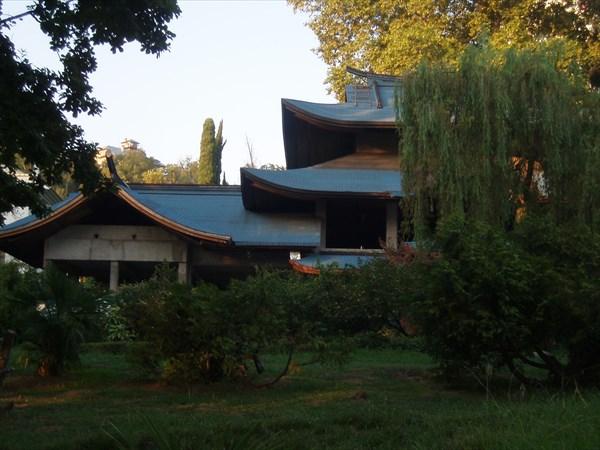 Сад Русско-Японской дружбы, Сочи