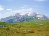 Гора Оштен 2804 м