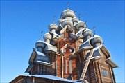 Многоглавие Покровского храма. Фото Л.Гольдин