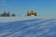 Панорама погоста. Фото Л.Гольдин