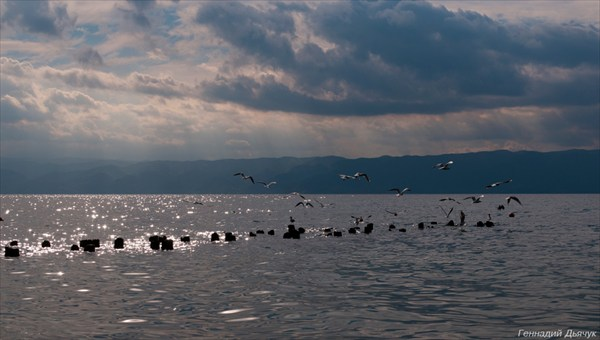 Озеро Охрид