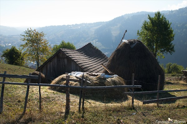 Крестьянские домики в Нова-Вароше