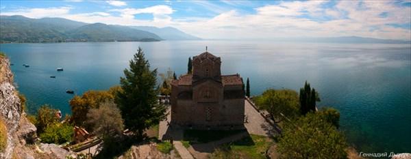 Канэо. Озеро Охрид.