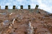 Стена крепости Камерленго в старом Трогире