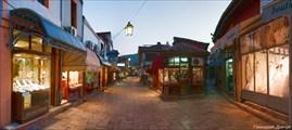 Скопье. Улица ювелиров.