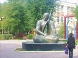 Центральная площадь Элисты