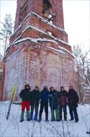 Пустопольский погост 23-25 февраля 2007