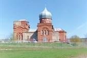 Свято-Введенский храм. с.Красное