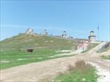 Монастырский комплекс в с.Красном.