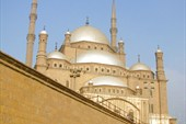 Вид на мечеть Мухаммеда Али