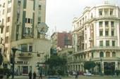 Каир, улицы города