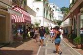Остров Капри. Город Капри: все улицы - торговые