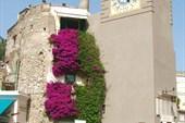 Остров Капри. Город Капри. Башня на Пьяцетте
