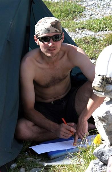 Загедан. Лето 2006, ком. Железов