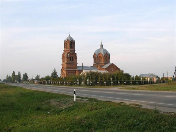 Церковь с. Гудово