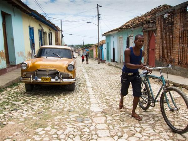 Улочка Тринидада