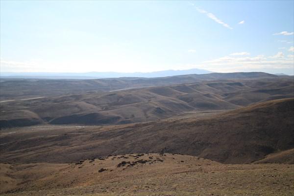 Вид с горы Догээ